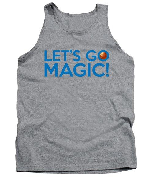 Let's Go Magic Tank Top