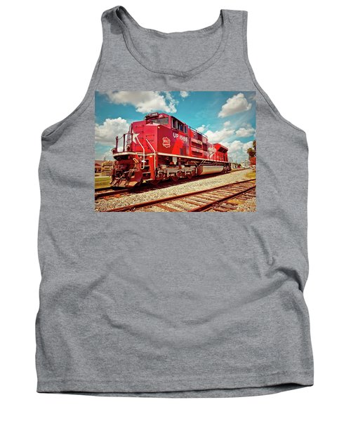 Let's Ride The Katy Tank Top by Linda Unger