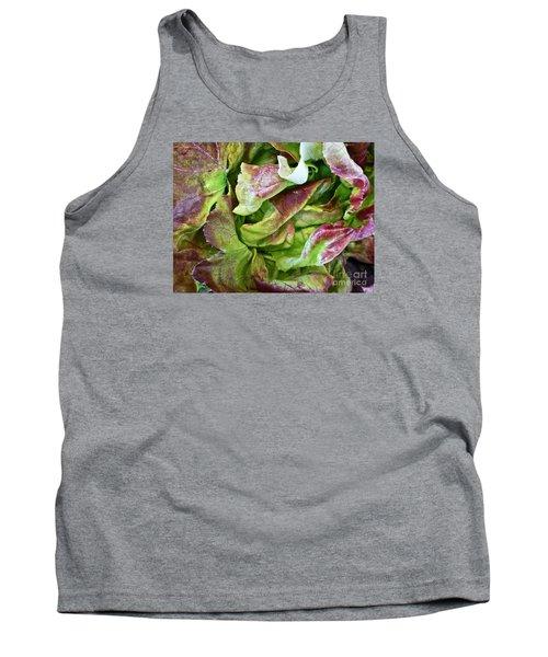 Lettuce Heart Tank Top