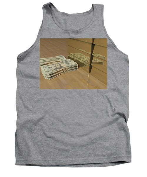 Level One Money Manifestation  Tank Top