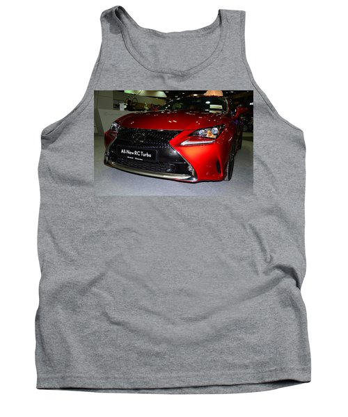Lexus Rc Turbo Tank Top
