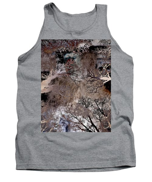 Life In A Bush Of Ghosts Tank Top