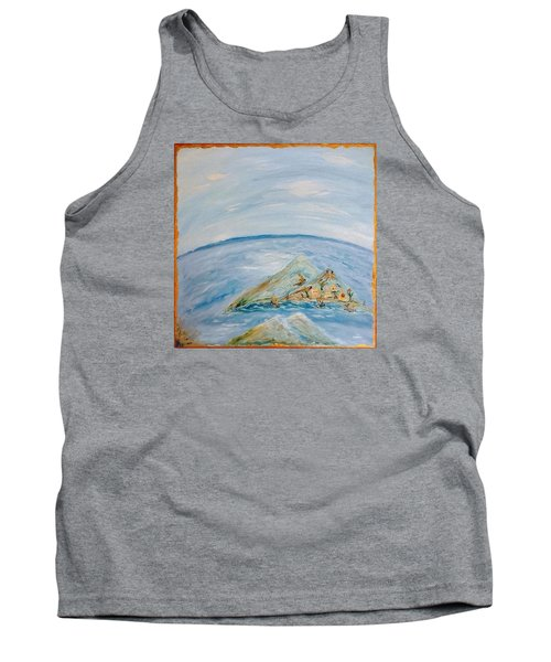 Life In The Middle Of The Ocean Tank Top