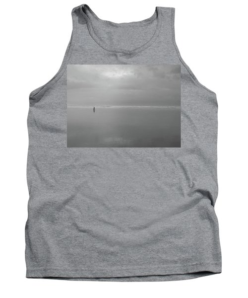 Tank Top featuring the photograph Life Is A Beach by Suzy Piatt