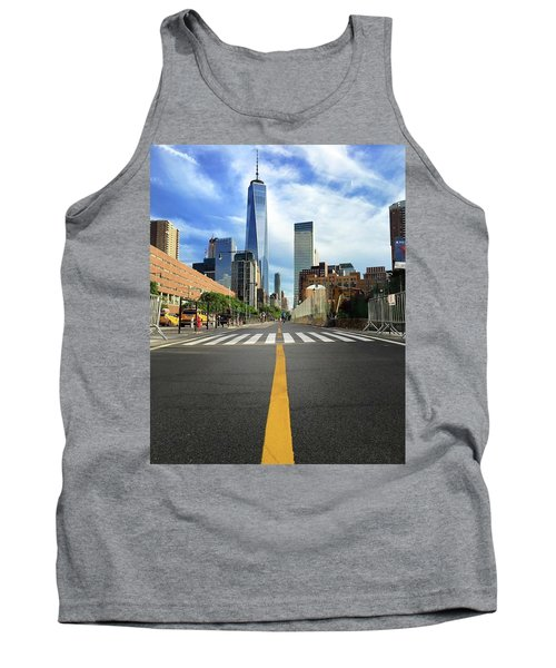 Life Is A Highway Tank Top