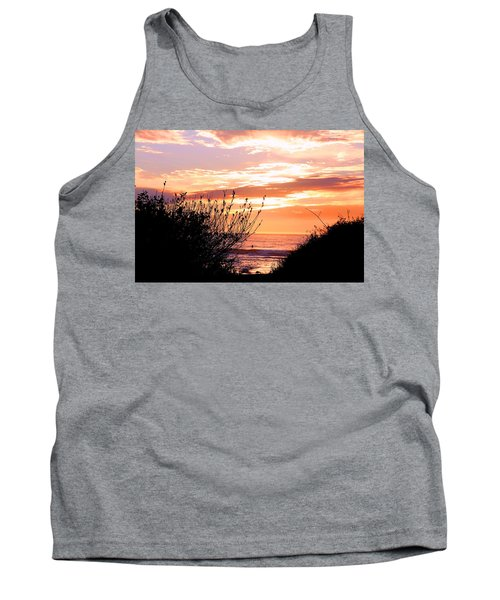 Life Is A Silhouette Tank Top