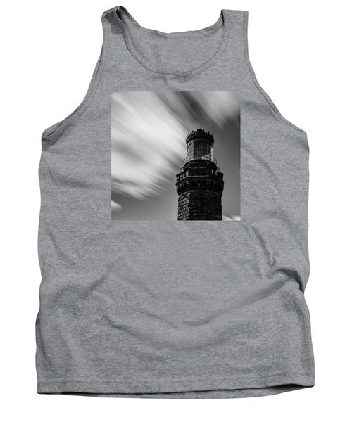 Light And Time Tank Top