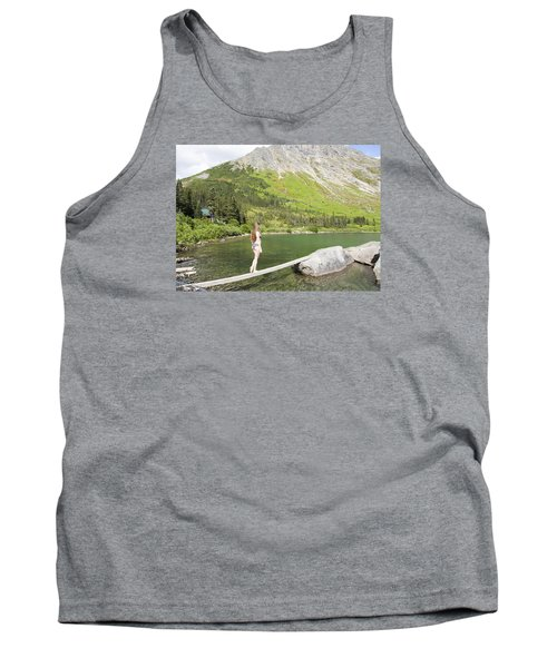 Light As A Feather Tank Top