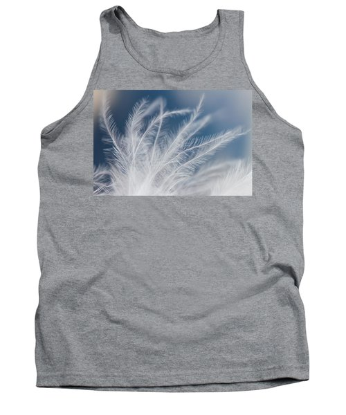 Tank Top featuring the photograph Light As A Feather by Yvette Van Teeffelen