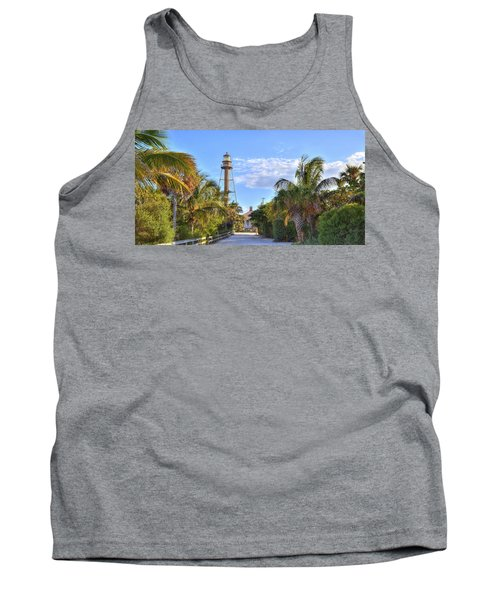 Light At The End Of The Road Tank Top