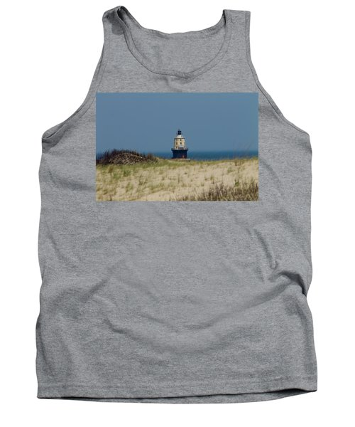 Light House At The Cape Tank Top