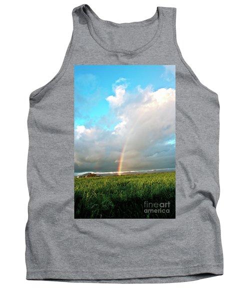 Light It Up - Rainbow Portrait Tank Top
