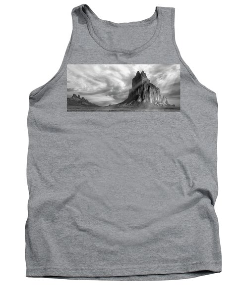 Light On Shiprock Tank Top by Jon Glaser