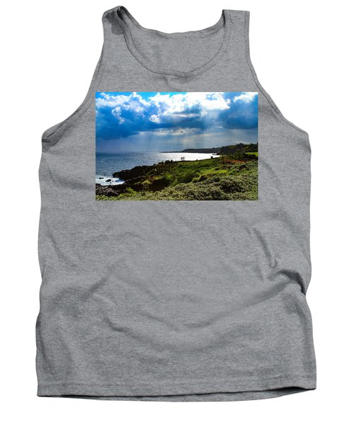 Light Streams On Kauai Tank Top