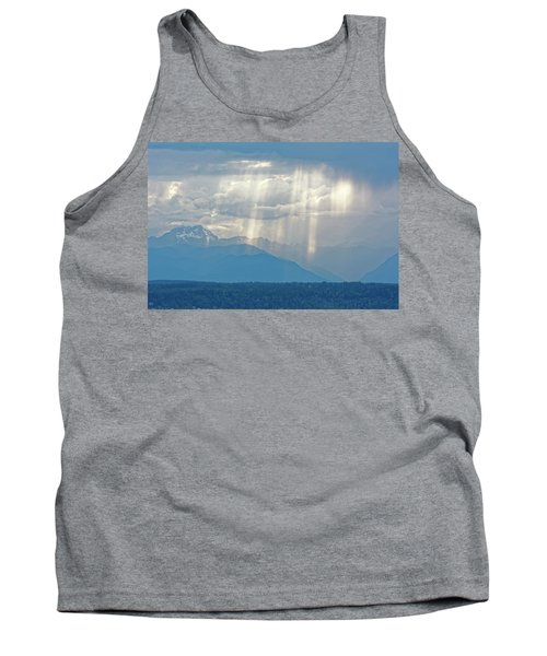 Light Through Clouds Tank Top