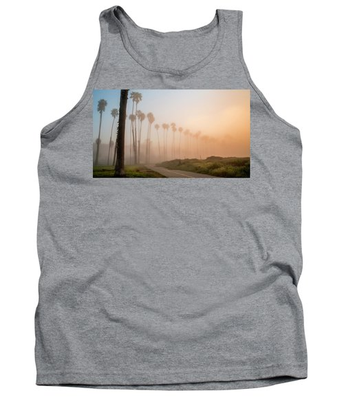 Tank Top featuring the photograph Lighter Longer by Sean Foster