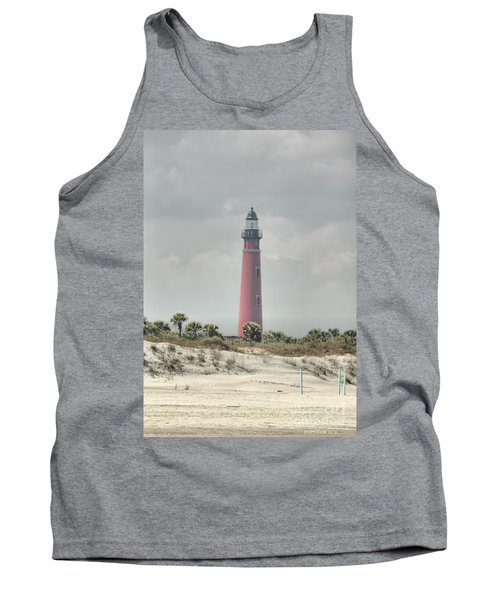 Lighthouse At Ponce Inlet Tank Top