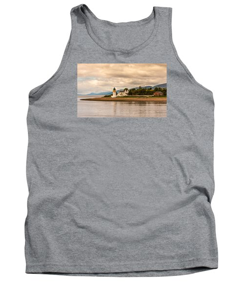 Lighthouse In The Highlands Tank Top