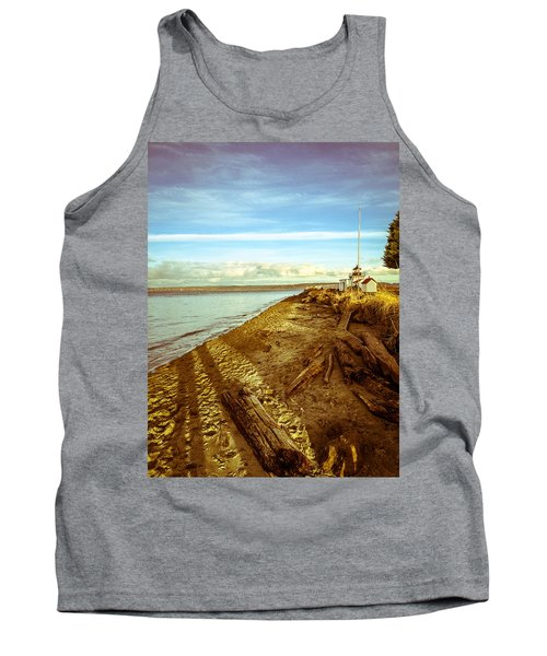 Lighthouse, Point No Point Tank Top