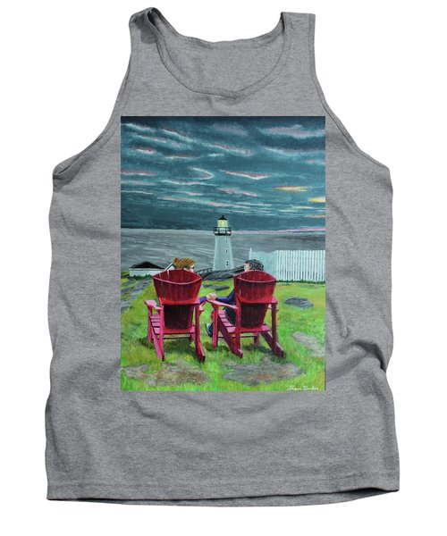 Lighthouse Lovers Tank Top