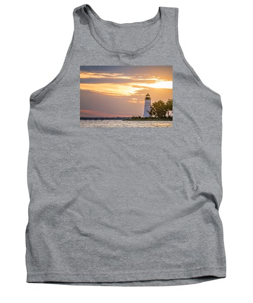 Lighting The Way Tank Top