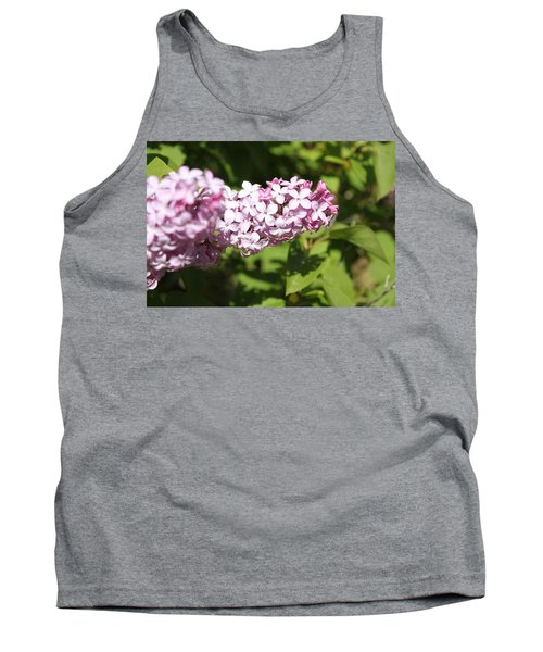 Tank Top featuring the photograph Lilacs 5550 by Antonio Romero