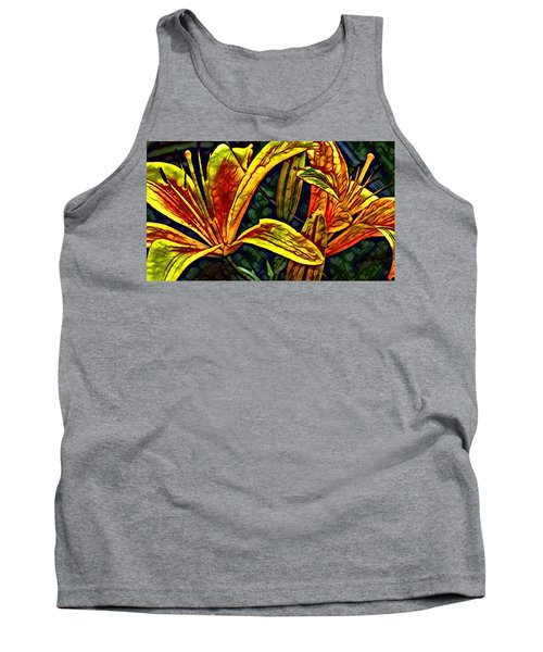 Lilly Fire Tank Top