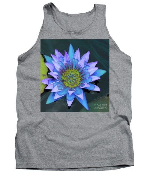 Lilly Watered Down Tank Top