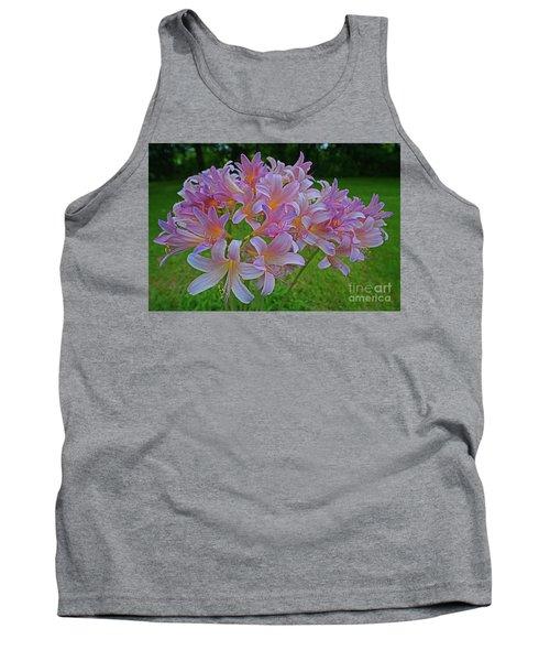 Lily Lavender Tank Top