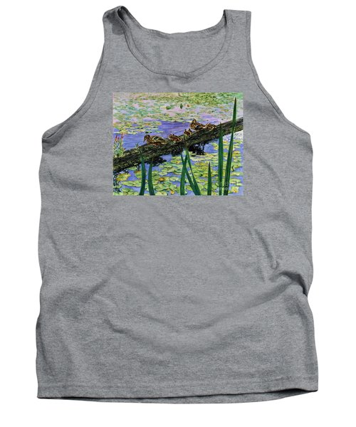 Lily Marsh Family Tank Top