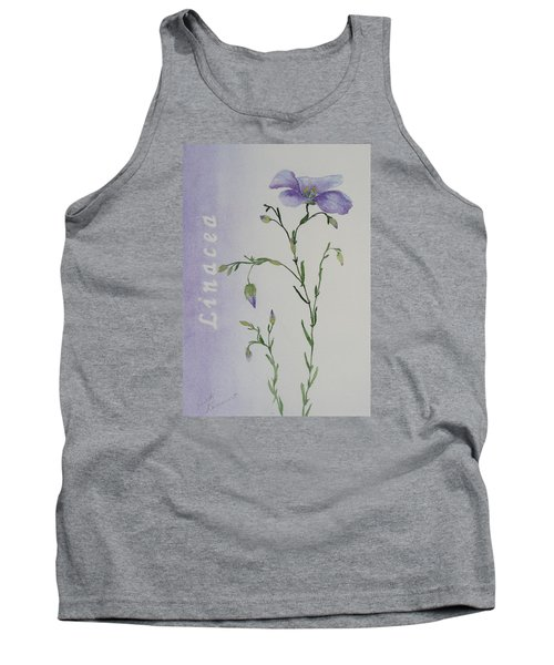 Linacea Tank Top by Ruth Kamenev
