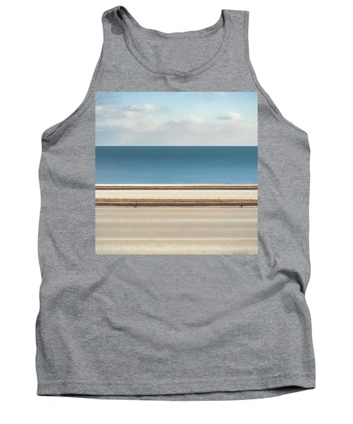 Lincoln Memorial Drive Tank Top by Scott Norris