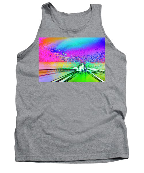 The Dream Castle Tank Top