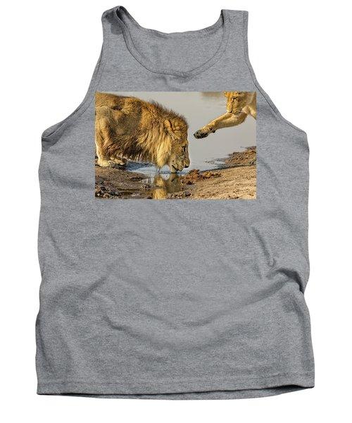 Lion Affection Tank Top