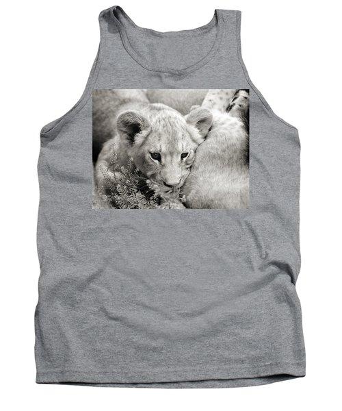 Lion Cub Tank Top