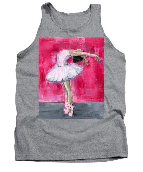 Little Ballerina #2 Tank Top