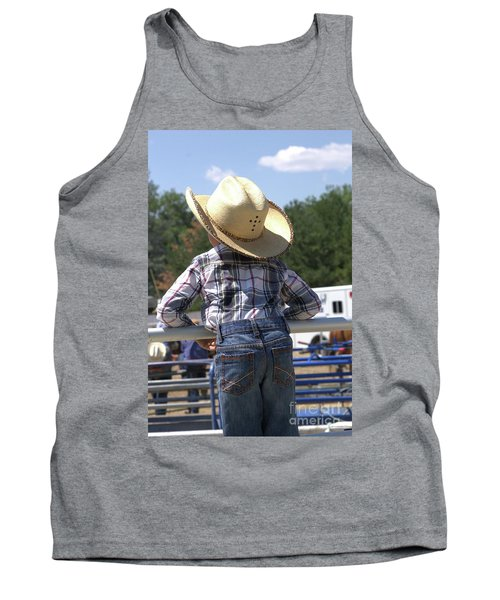 Little Cowboy Tank Top