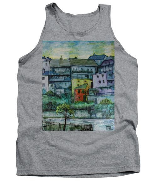 River Homes Tank Top by Ron Richard Baviello