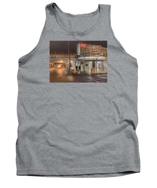 Tank Top featuring the photograph Little Italy Rta by Brent Durken