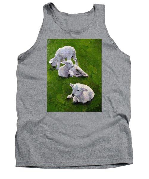 Little Lambs Tank Top