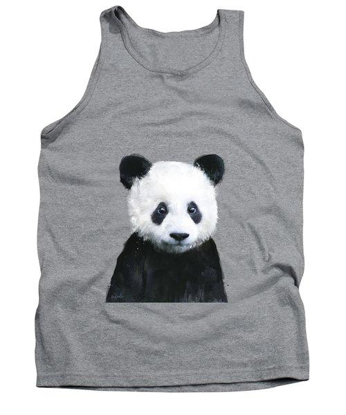 Little Panda Tank Top by Amy Hamilton