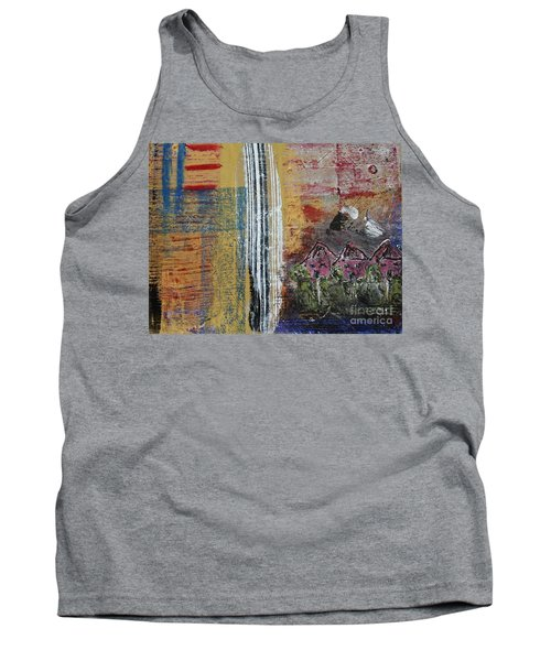Little Pink Houses Tank Top