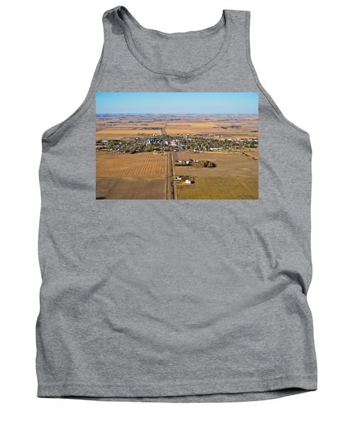 Little Town On The Prairie Tank Top