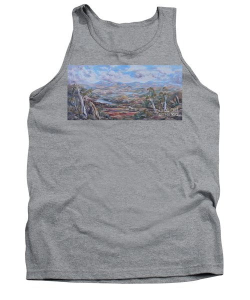 Living Desert Broken Hill Tank Top
