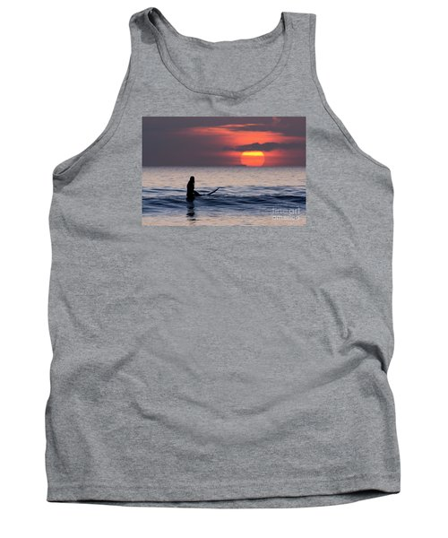 Llangennith One More Wave Tank Top