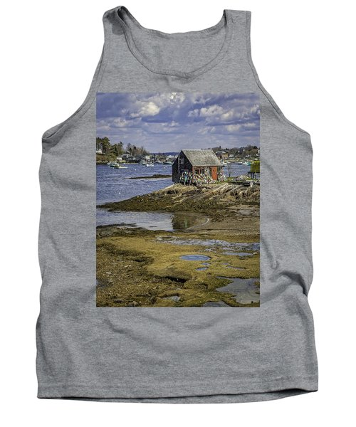 Lobster Shanty Tank Top