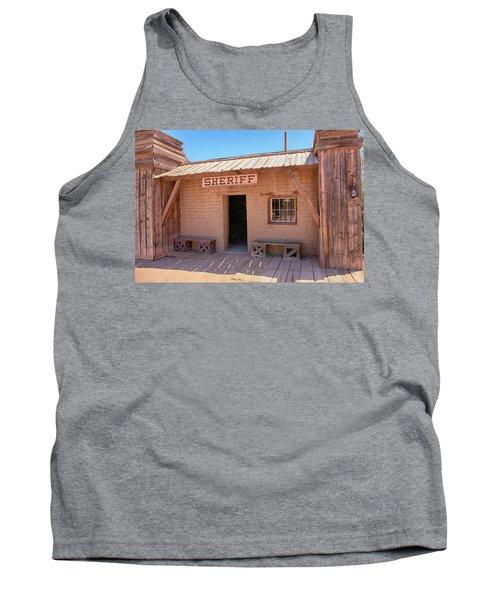 Local Sheriff Tucson Tank Top