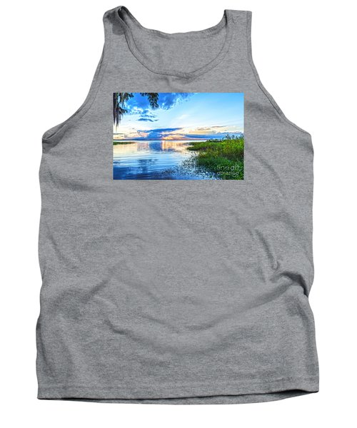Lochloosa Lake Tank Top