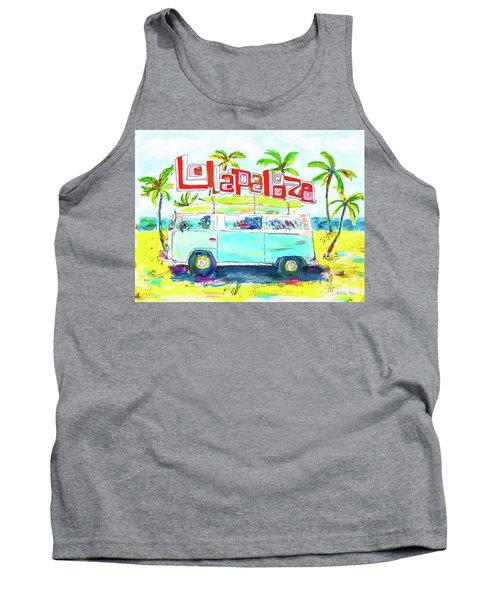 Lollapalooza Tank Top