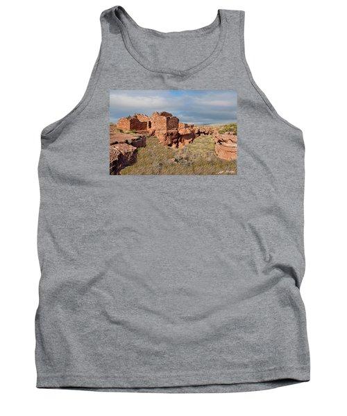 Lomaki Pueblo Ruins Tank Top
